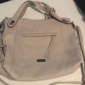 Jessica Simpson purse blush grey